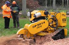 Carlton SP5014TRX stump grinder