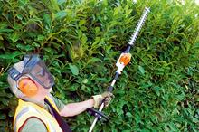 Stihl HLA 65 long-reach hedge trimmer