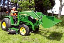 Review - Compact tractors