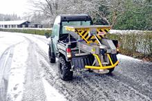 How can businesses capitalise on harsh winter conditions?