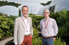 """How will the Eden Project's new director of philanthropy release the """"untapped potential"""" he sees for philanthropic funds?"""