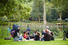 Parks need investment to maximise social benefits, report finds