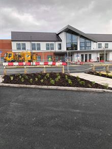 Johnsons supplies plants for Ashlea to landscape £12m health centre