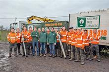 Horticulture Week Business Award - Arboriculture Contractor of the Year