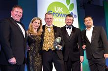Potato Grower of the Year - Winner LF Papworth