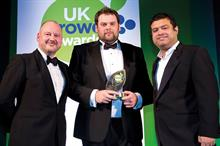 Young Grower of the Year - Winner James Lacey, L&D Flowers