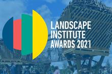 Landscape Institute awards shortlist announced