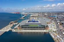 Council approves plans for Everton FC's new stadium