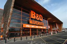 B&Q owner Kingfisher half year results show continuing transformation