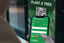 Software platform enables businesses to exchange tree planting for customer data