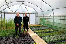 Pershore College plant centre celebrates 60 years with increased turnover