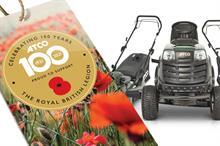 ATCO celebrates centenary with pledge to Royal British Legion