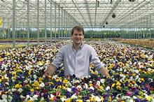 Horticulture Week Business Award - Most Admired Business Leader