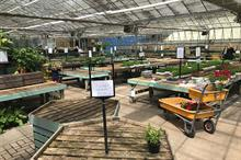 Garden centres gardening sales rise 70% in June but remain a quarter down overall year-to-date