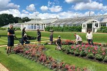 Horticulture Week Custodian Award - Best Gardens Partnership