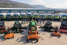 Countrywide Grounds Maintenance South Wales tops £3 million turnover following contract wins