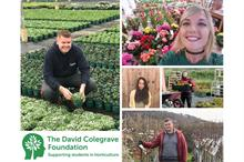 Horticulture bursaries and grants available