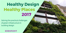 Flagship event to resolve practical challenges of incorporating green infrastructure in building development