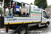 Foamstream to provide herbicide-free weed control across Dublin