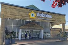 What does Dobbies' new store format look like?