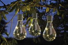 Best New Retail Product Non-Gardening - Winner: Eureka! Solar Light Bulb, Smart Garden Products