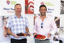 Berry Gardens cuts plastic use as strawberry sales boom