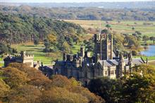 Wales, Margam Park, Neath Port Talbot Council
