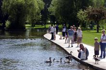 Yorkshire & Humberside, Rowntree Park, City of York Council