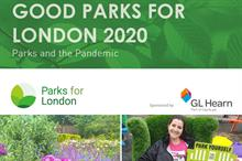 Lambeth comes top in 2020 Good Parks for London report