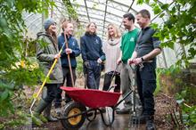 Key figures in place to manage £5m restoration of Brighton's Stanmer Park