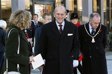 HRH The Duke of Edinburgh - National Memorial Arboretum and RHS join mourning