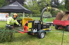 Latest Greenmech woodchippers offer greater throughput and efficiency
