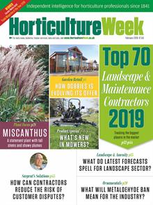 Horticulture Week shortlisted for prestigious professional publishing industry award