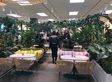 Scotscape completes interior landscaping project for H&M