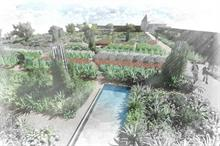 Harris Bugg chosen for RHS Bridgewater Kitchen Garden design