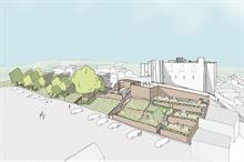 Pembrokeshire council to create green haven among castle gardens