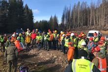Tilhill sees boom in entrants for graduate forestry programme