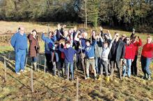 Horticulture Week Custodian Award - Best Tree or Woodland Partnership