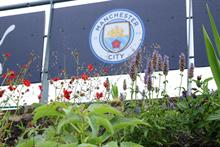 Biodiversity work scores for idverde at Manchester City FC's Etihad complex