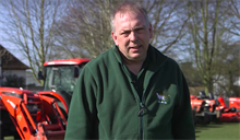 How does Merchant Taylor's School use its fleet of Kubota machinery?