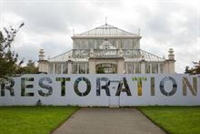 How thinking about historic glasshouses in a new way can help solve the repairs funding challenge