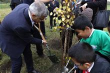 Khan promises 40,000 trees for London's green spaces