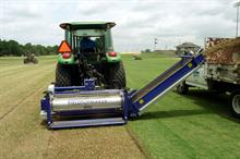 Kit for pitches - effective turf machinery to get the best out of hard-working pitches