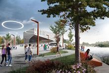 LDA Design wins Kaliningrad international design competition
