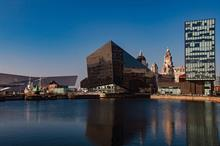 How is LDA Design creating a unified identity for Liverpool's public spaces?