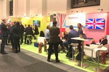 """UK growers put on """"show of strength"""" in Berlin"""