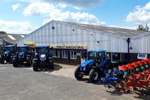 TH White to expand to 10 sites with Murley acquistion of Murley garden machinery dealerships
