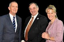 Minette Batters replaces Meurig Raymond as NFU president