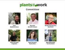 Plants@Work elects a new committee