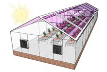Selective solar cells can make net-zero energy glasshouses viable, say researchers